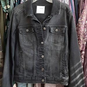 SONOMA Black Denim Everday Jacket
